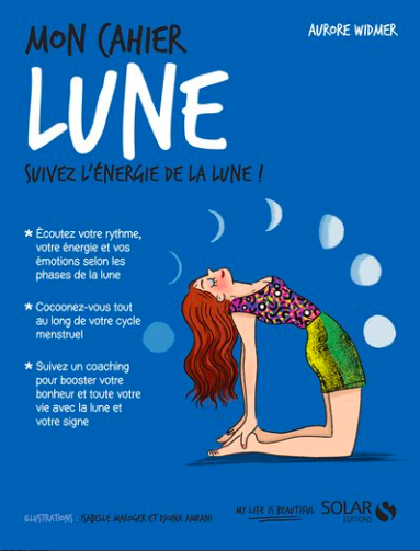 cahier lune